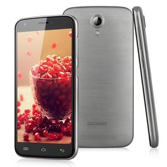 "Unlocked 5"" DOOGEE VALENCIA 2 Y100 Pro Android OS 5.1 Smartphone Смартфон 16GB #DOOGEE #Bar"
