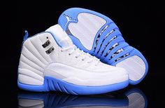 "28512ad2baa2 Buy Big Discount 2016 Air Jordan 12 GS ""University Blue"" For Sale BYcpj  from Reliable Big Discount 2016 Air Jordan 12 GS ""University Blue"" For Sale  BYcpj ..."