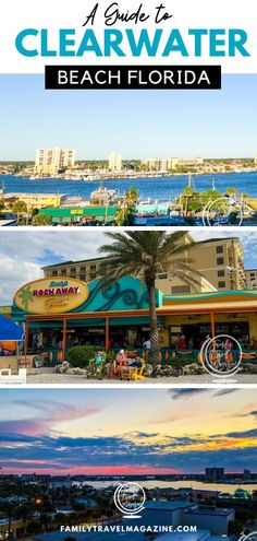 A Guide to Clearwater Beach Florida It's the rated beach by TripAdvisor: Clearwater Beach Florida! Places In Florida, Florida Vacation, Florida Travel, Florida Beaches, Vacation Spots, Indian Shores Florida, Florida Trips, Visit Florida, Florida Living