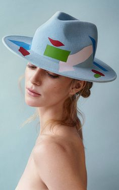 Matisse Inspired Hat Design Collection