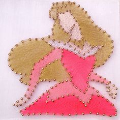 Hey, I found this really awesome Etsy listing at https://www.etsy.com/listing/234325882/handmade-princess-string-art-board
