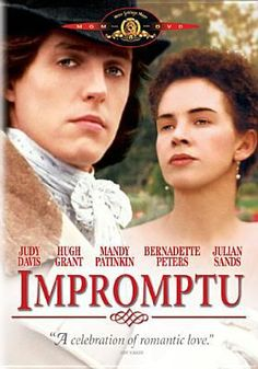 Impromptu (feature film)-  The Divine Ms Emma T plays an awesome twit!
