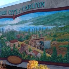 City of Carlton: Oregon Wine Country's Front Porch