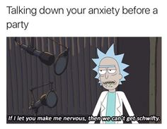 21 Funny Rick and Morty Memes - Dances With Lulz Rick And Morty Meme, Rick And Morty Quotes, Dankest Memes, Funny Memes, Hilarious, Ricky Y Morty, Wubba Lubba, Depression Memes, Get Schwifty