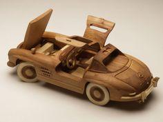 Resultado de imagen de wood auto models