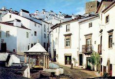 Castelo de Vide -typical village in #Alentejo, Portugal