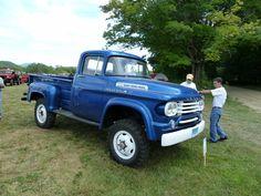 1958 Dodge Power Wagon W100