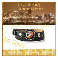 """""""Go Tigers!"""" by paulette-matthews on Polyvore"""