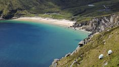 Keem Bay is one of the most iconic breathtaking views on Achill Island and hides a mysterious and forgotten village.