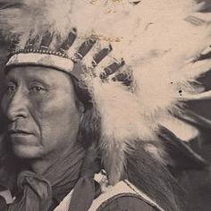 Chief Lone Bear, Sioux Indian | National Museum of American History
