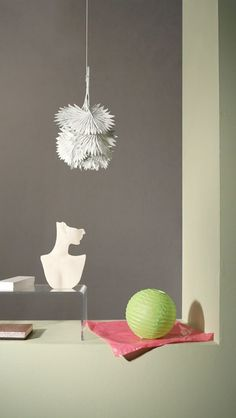 love the idea for a lamp