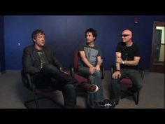 """Pat, Scott and Jimmy from Train talk about recording """"Save Me San Francisco"""", """"Hey, Soul Sister"""" and being on the road in this very candid interview."""