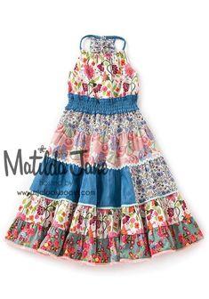 MJC Lines | Mjc LookBooks - Ocean Breeze Maxi Dress (RV $78) 2 -14 ~ Happy and Free (Spring 2016)