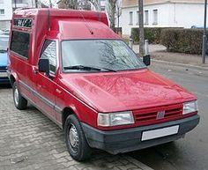 Fiat Fiorino – 1988
