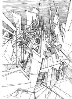 archisketchbook - architecture-sketchbook, a pool of architecture drawings, models and ideas