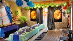 Jump2It Kelowna:  HALLOWEEN themed birthday party