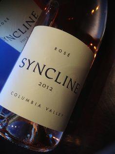 2012 Syncline Rosé ı #Rosé