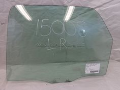 Ford Escape Rear Door Glass Window Left Driver Side Tinted 02 03 04 05 06 07 #Ford