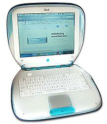 ibook | made from apple