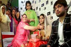 Olympian Sakshi Malik fell in love with Satyawart Kadian during wrestling tournaments!