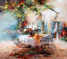 10 художников, которые покорили цвет: shuvalov_eugene
