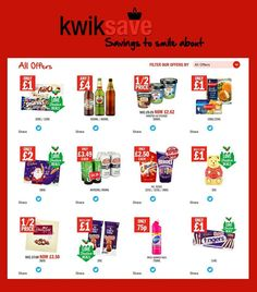 Kwiksave Offers 2nd - 16th December 2016 - http://www.olcatalogue.co.uk/kwiksave/kwiksave-offers.html