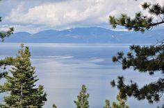 JD's Scenic Southwestern Travel Destination Blog: Lake Tahoe Nevada State Park!