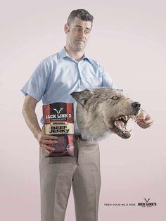 Jack Link's: Wolf