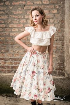 Vintage Inspired Fashion, John Paul, Fall Winter 2015, Style Inspiration, Summer 2016