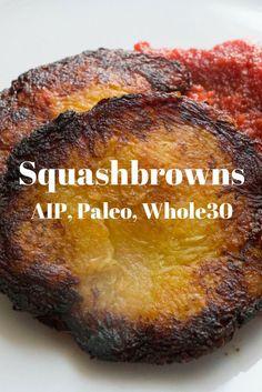 Squashbrowns (AIP, Paleo, Whole30)— AIP Nutrition