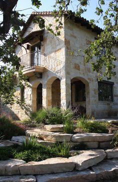 Mediterranean Tuscan Home/House