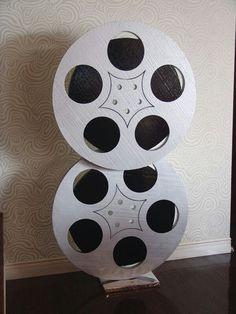 Film prop (I would use foam board & poster board)