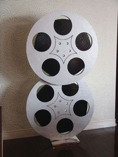 Film prop (I would use foam board & poster board)