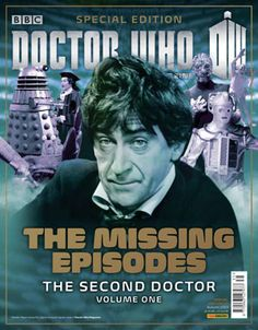 The Missing Episodes – The Second Doctor Volume One