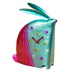 Desk Clock - Rabbit. Starting at $5 on Tophatter.com!
