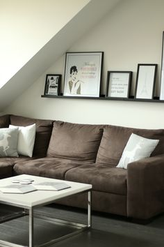 Home sweet home. Livingroom