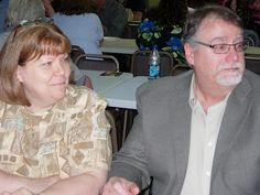 Brother and Sister-in-law, Debbie and Steve