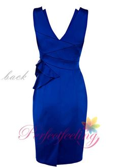 2014 New blue silver mother of the bride dresses by PerfectFeeling