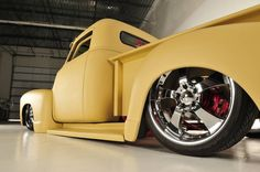 1949 Chevy Truck Pro-Street (Second pic) Dang!
