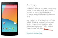 Nexus: Geringe Verfügbarkeit im Play Store-neue Generation im Anmarsch?  #nexus