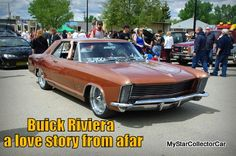 A love story about the Buick Riviera-read more: http://www.mystarcollectorcar.com/2-features/editorials/2618-unrequited-love-from-the-distant-past-car-guy-confessions-edition-one.html #Buick #Riviera
