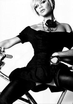 Victoria Beckham par Bryan Adams.
