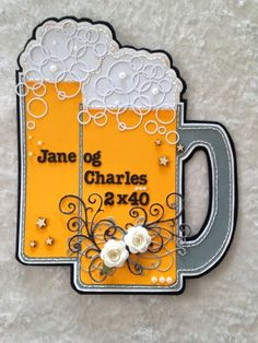 Nye, Card Ideas, Scrapbooking, Cards, Maps, Scrapbooks, Playing Cards, Memory Books, Scrapbook