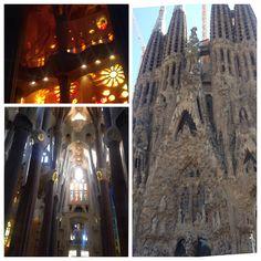 La Sagrada Familia Barcelona, Spain Cet/ Summer Italian Studies 2015 @cetacademicprograms