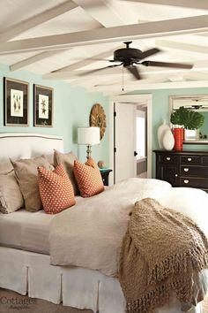 HomeandEventStyling.com - http://meganmorrisblog.com/2014/02/ask-a-decorator-easy-master-bedroom-decor-on-a-budget/