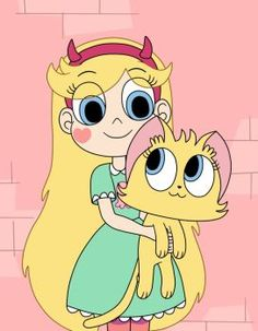 Star Butterfly and a kitten look likes her face by Deaf-Machbot Pretty Wallpapers, Cute Cartoon Wallpapers, Desenhos Love, Star Y Marco, Adventure Time Wallpaper, Disney Phone Wallpaper, Peggy Carter, Cartoon Profile Pictures, Star Butterfly