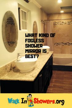 What Kind Of Fogless Shower Mirror Is Best?