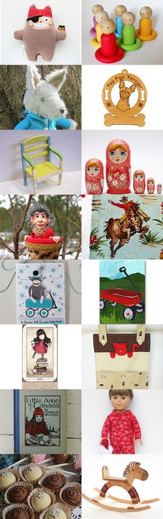 Toyland, Toyland by Celebration Times team by Virginia Soskin on Etsy--Pinned with TreasuryPin.com