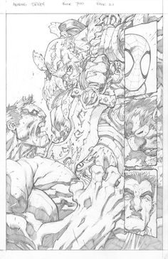 (36) Joe Madureira - Joe Madureira 的照片