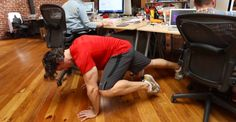 Deskercise! 33 Ways to Exercise at Work | Greatist